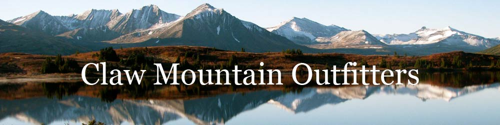 Claw Mountain Outfitter - mountain photo